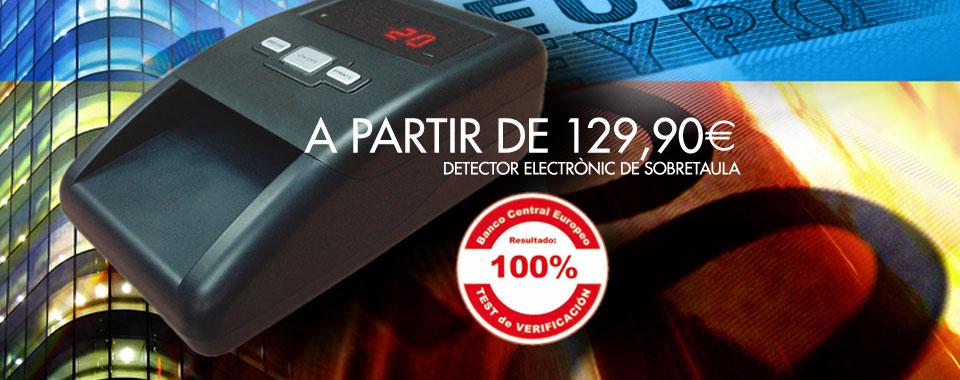 Oferta Detector Electrònic